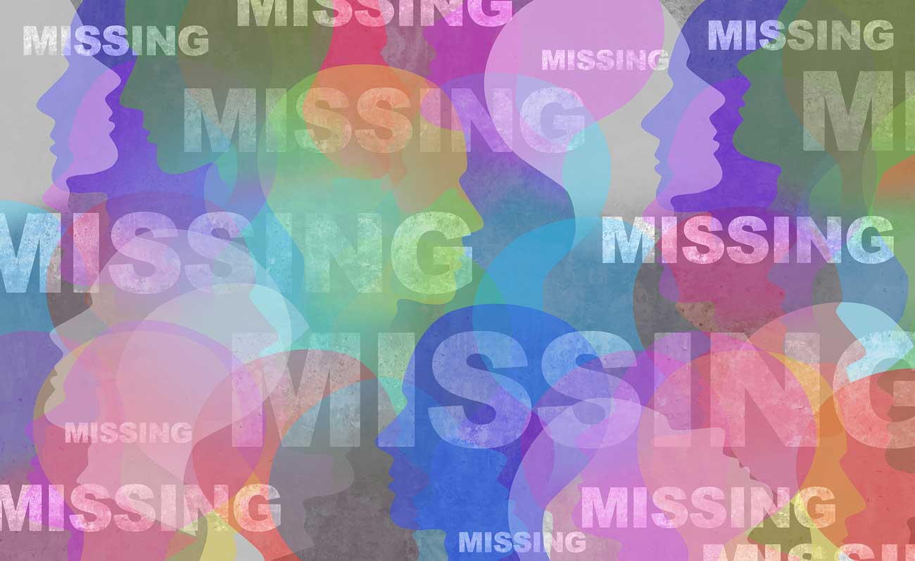 hiring a private investigator to find a missing person