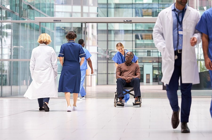 Hiring an Outsourced Security Guard Company for Healthcare Centers