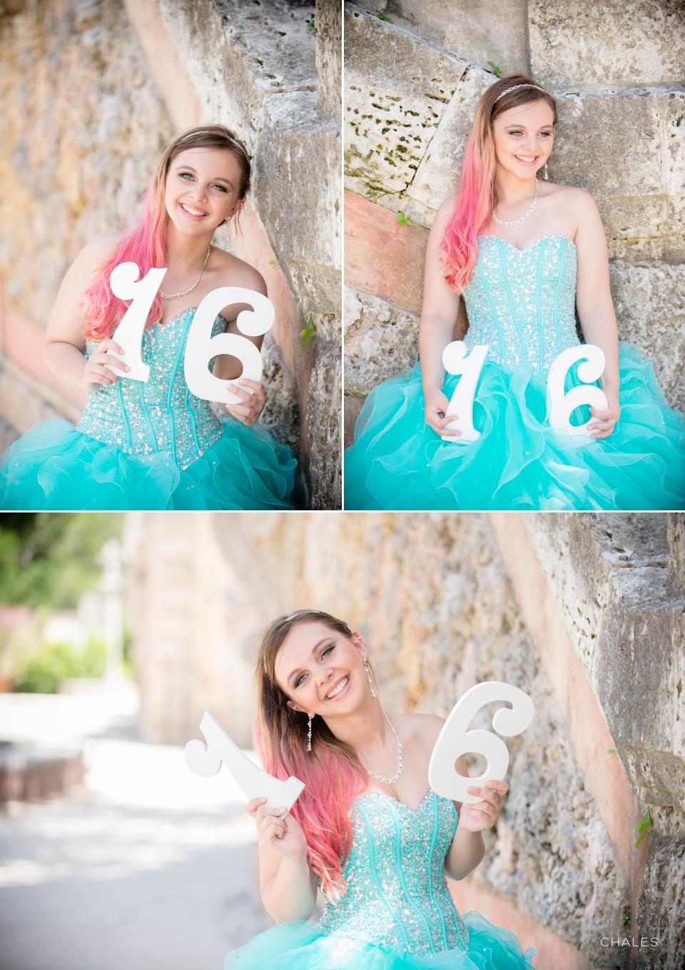 Sweet Sixteen Photography 750