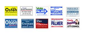 political-sign