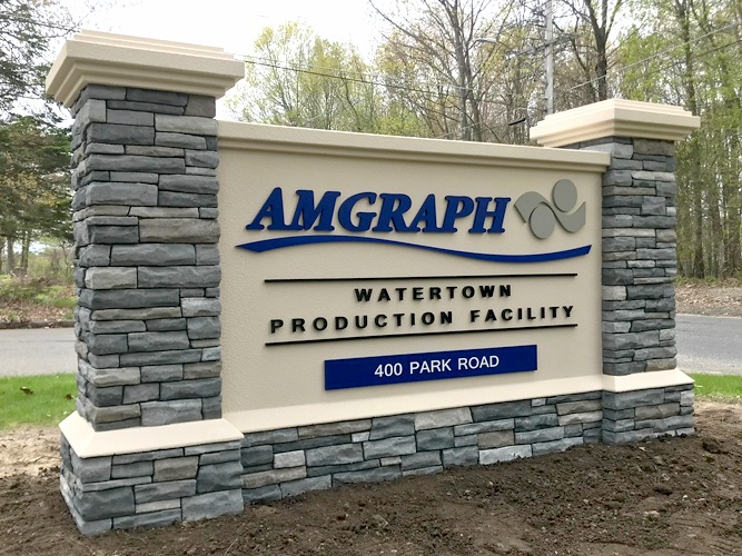 Amgraph Exterior Signs