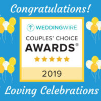 Congratulations - Couples Choice Award