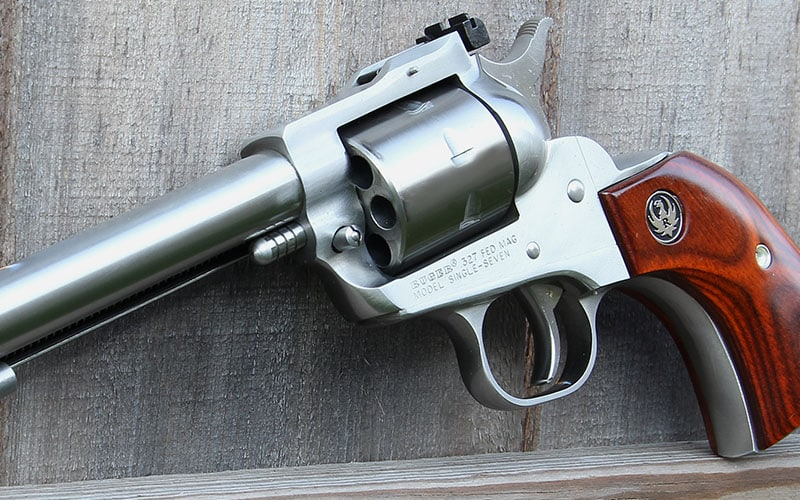 Ruger Single Seven 7 Inch Close