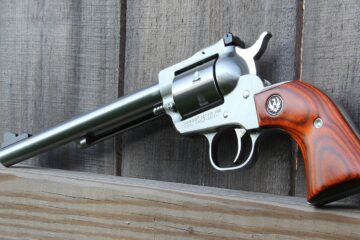 Ruger Single Seven Fence Featured