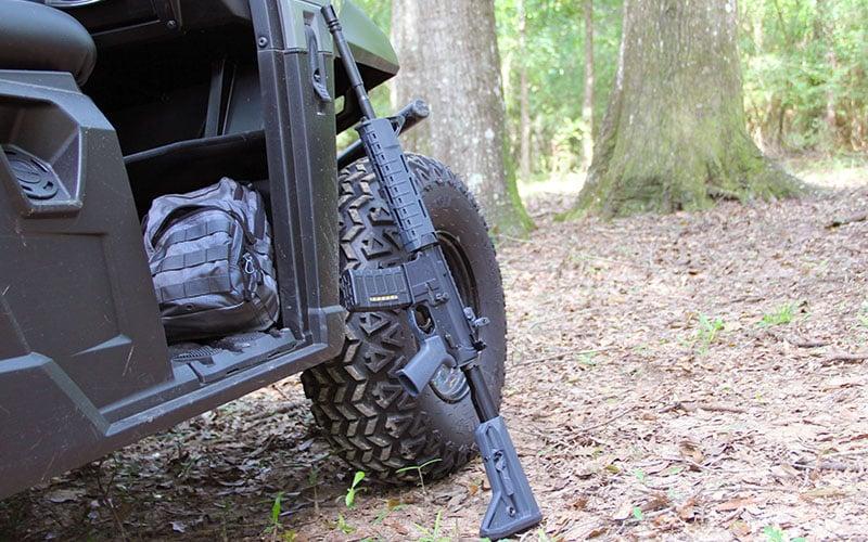 Grey Colt 6920 ATV