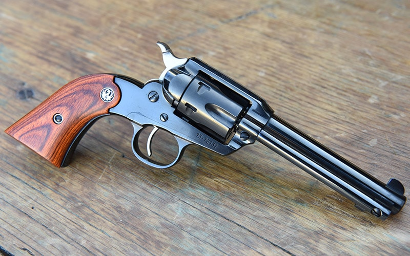 Ruger Bearcat High Polish