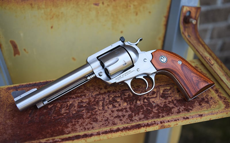 Ruger 44 Special Stainless