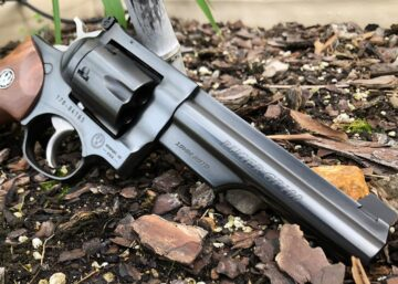 Ruger GP100 10MM Featured