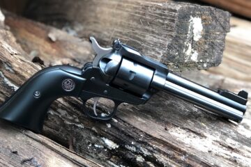 Ruger Single-Seven Black Featured