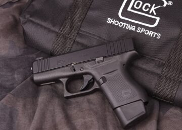 Vickers GLOCK 43 Feature