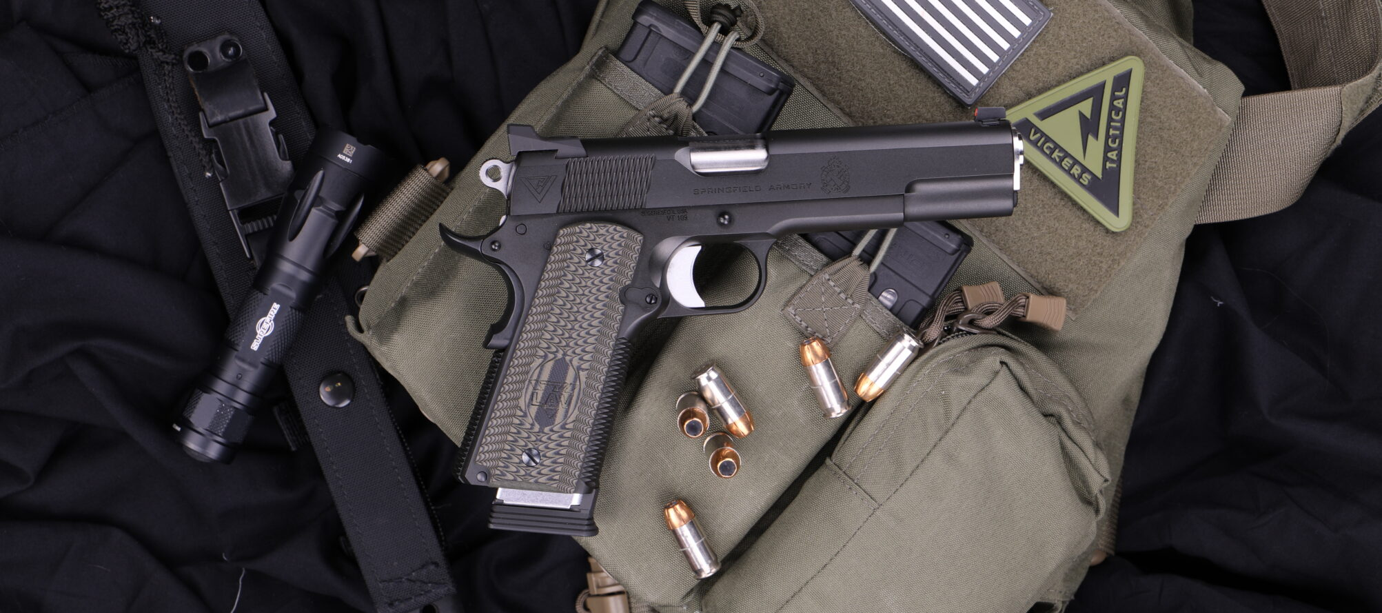 Lipsey's Exclusive Vickers 1911
