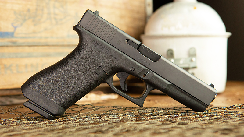 GLOCK P80 Canteen Right