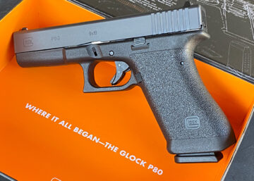 GLOCK P80 Featured