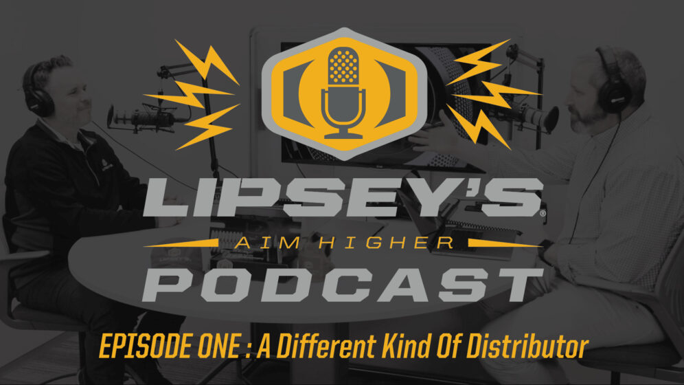 Lipsey's Aim Higher Podcast