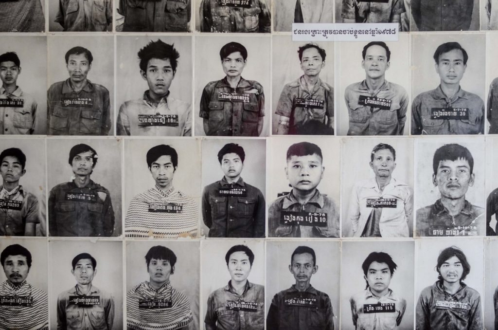Visiting S-21 will haunt your dreams. You'll see photos of victims, their torture and learn about other horrors carried out by the Khmer Rouge.