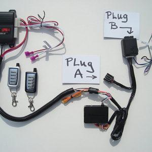 JEEP COMMANDER 2006-2007 PLUG /& PLAY REMOTE START USING OEM REMOTE CONTROL 3X