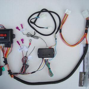 Remote Starter Kit for 2013-2015 NISSAN SENTRA Regular Key Plug and Play Installation