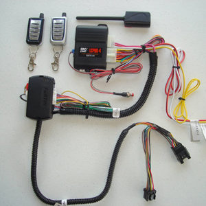 Remote Starter Kit w/ Keyless Entry for Jeep Commander – True Plug & Play Installation