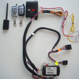 Remote Starter Kit w/ Keyless Entry for Jeep Liberty – True Plug & Play Installation