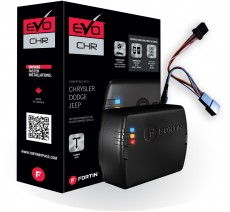 EVO-CHRT6 PLUG AND PLAY REMOTE START KIT FOR 2013-2017 CHYSLER, DODGE AND JEEP TIP KEY & PUSH TO START VEHICLES