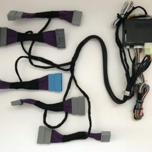 EVO-ONE+HON6 – T-HARNESS FOR HONDA 2016 PUSH-TO-START VEHICLES.