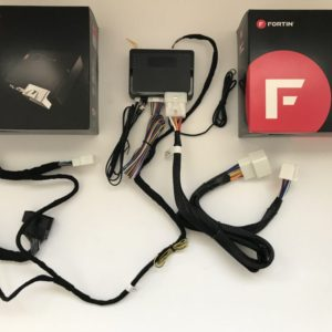 EVO-ONE+HON3 – T-HARNESS FOR HONDA AND ACURA 2013+ PUSH-TO-START VEHICLES.