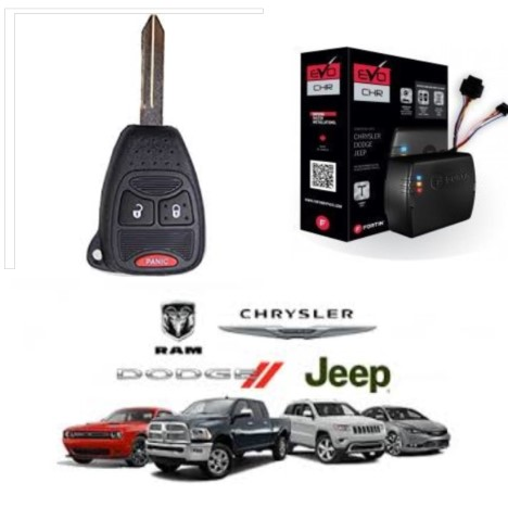 warmcarnow chrysler dodge and jeep plug and play remote start