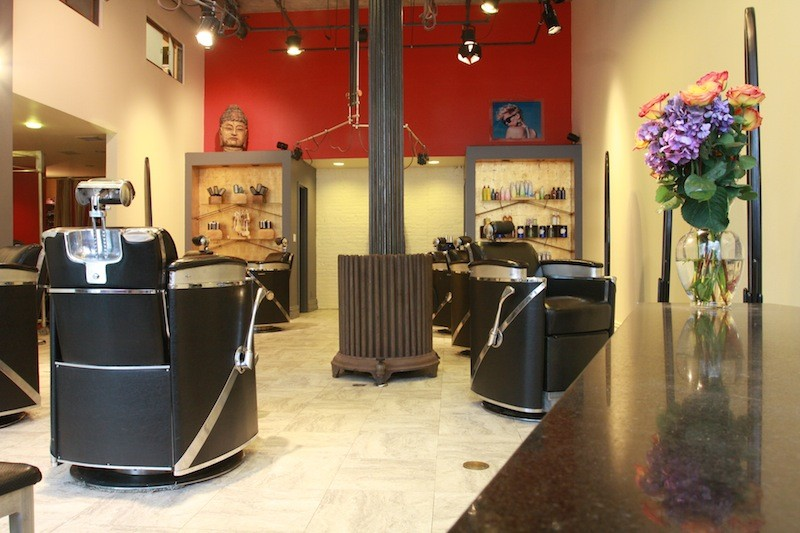 hair salon in TriBeCa