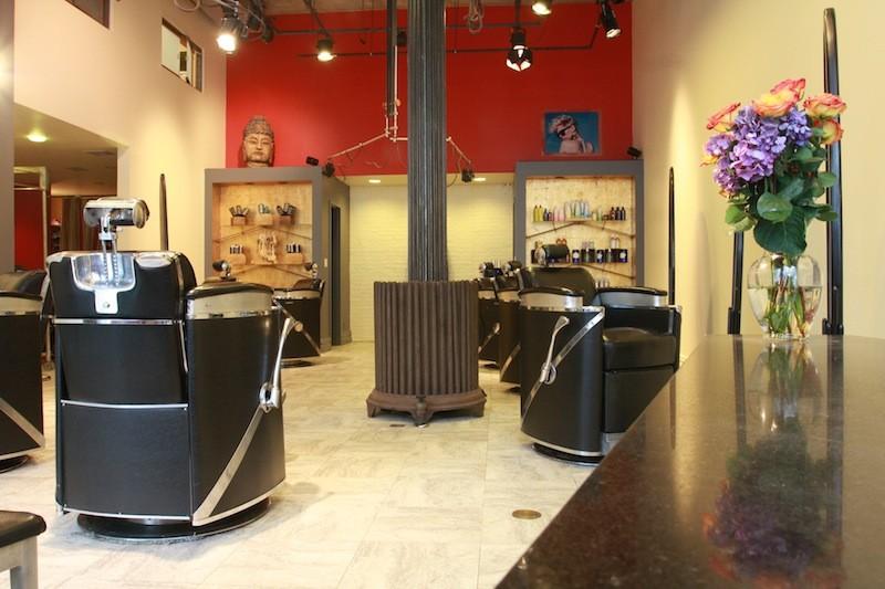 hair salon in TriBeCa
