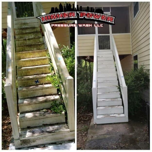 Deck / Fence Cleaning