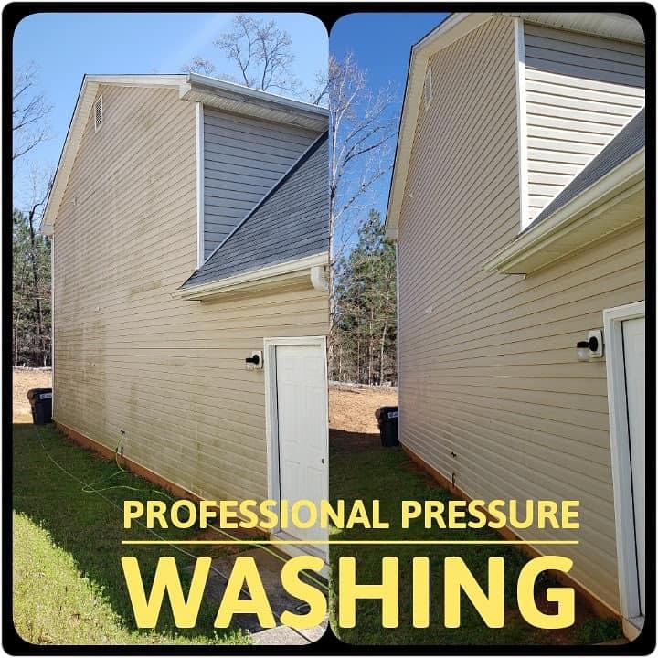 Professional Pressure Wash