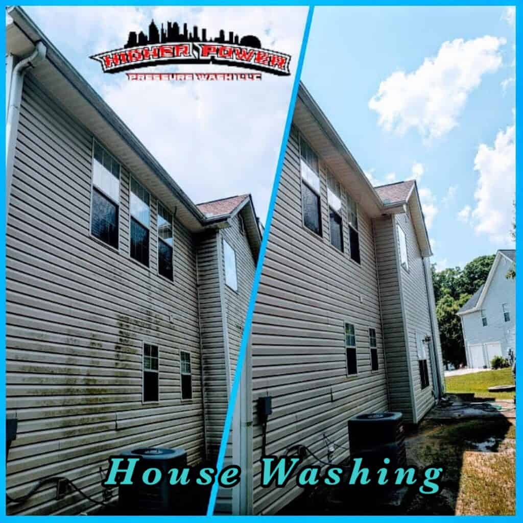 house washing douglasville