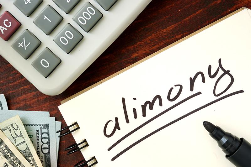 Alimony Tax Changes
