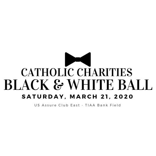 Annual Black & White Ball celebrates Silver Anniversary