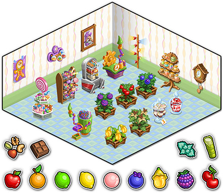 Sweet Shop Preview