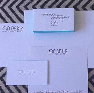 Koo de Kir Visual Identity