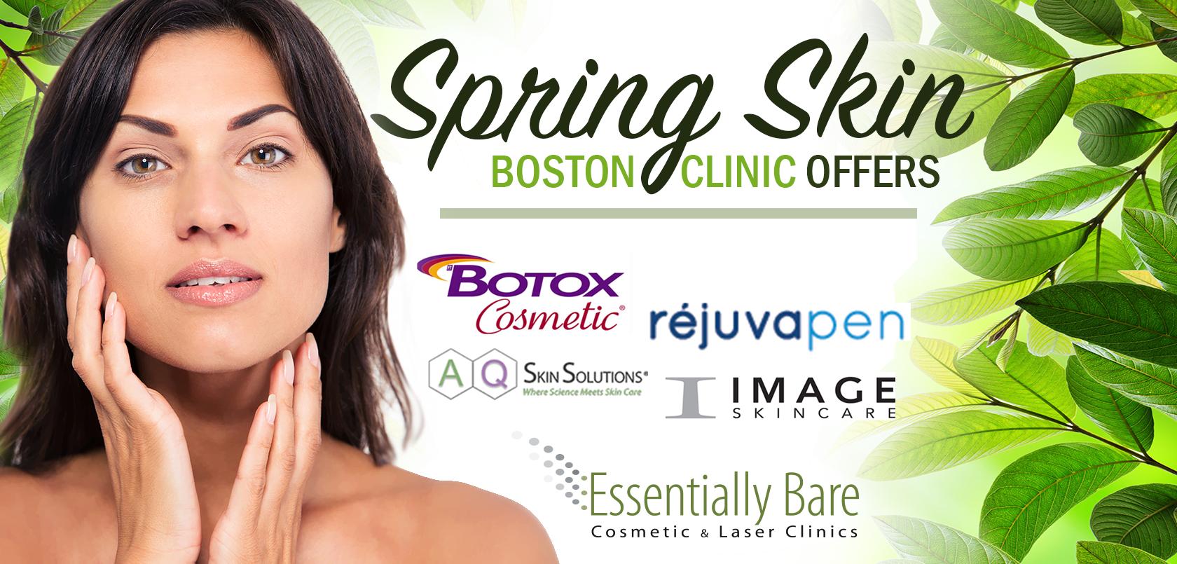 Spring Skin Offers