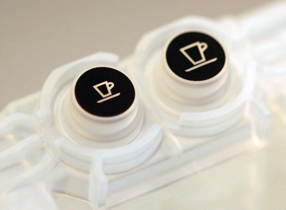 Transparent material backlit applications