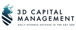 3D capital management logo