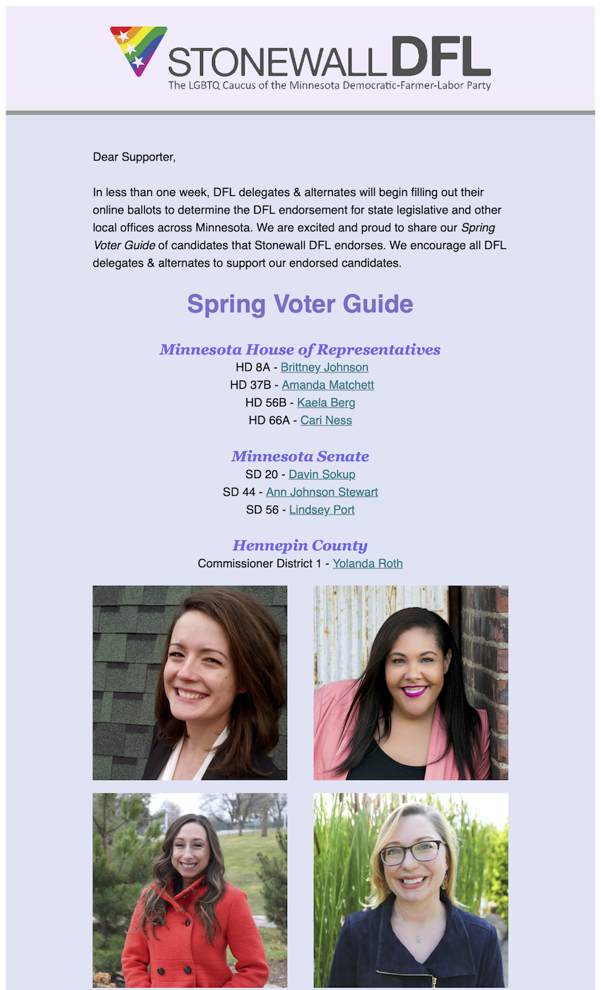 20200420 Spring Voter Guide + volunteering! - thumbnail
