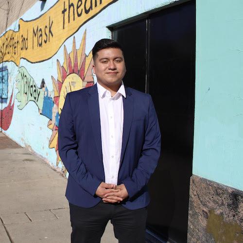 Jason Chavez | Mlps City Council Ward 9