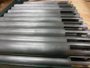 Laser Burner Tube