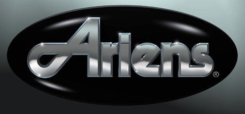 Corporate Identity Logo - Ariens Corporation, Brillion Wisconsin