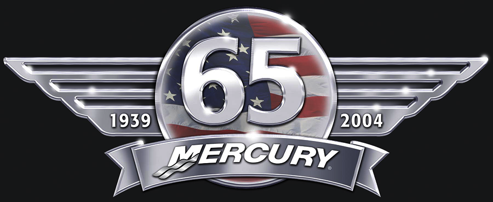 Corporate Identity Logo - Mercury Marine, Fond du Lac Wisconsin