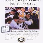 Print Layout, Photo Editing - The Green Bay Packers