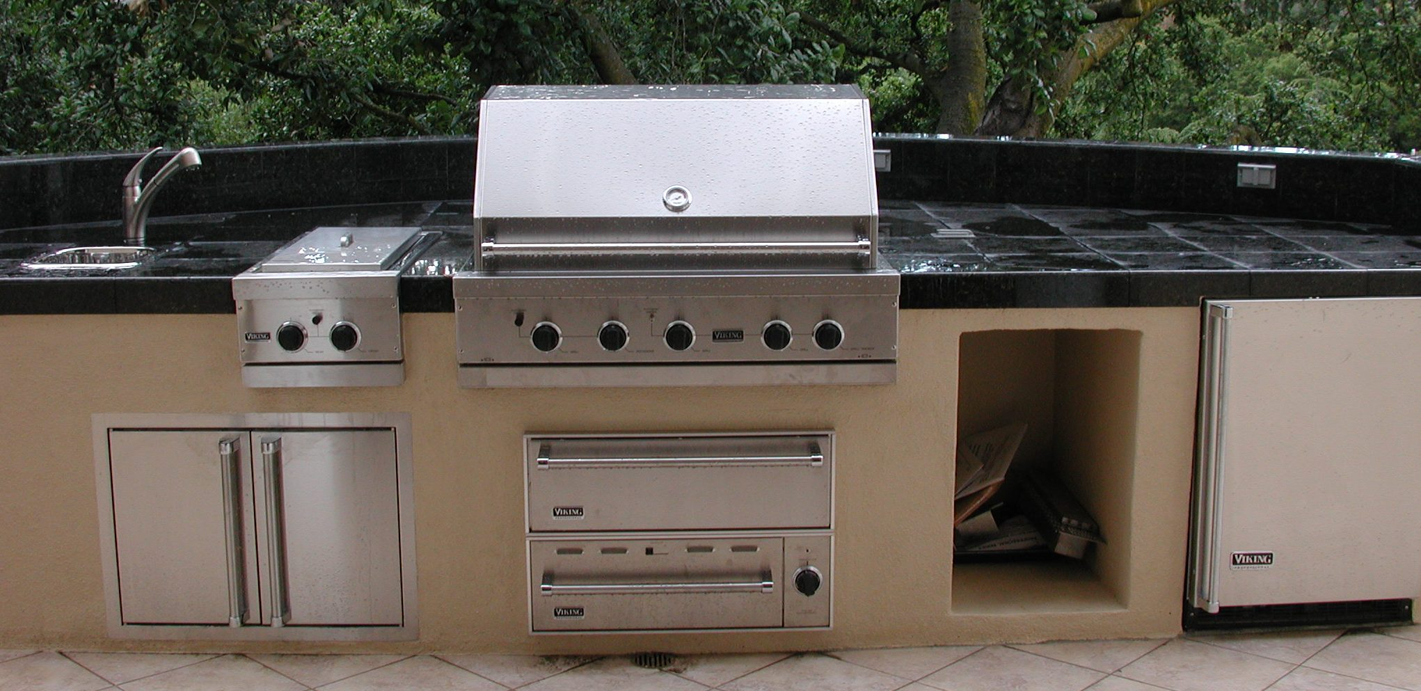 Outdoor Barbecues Gallery