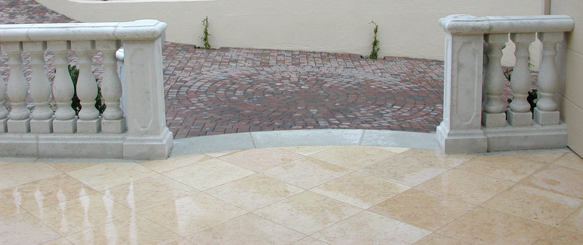 Slate Tile Patio Gallery