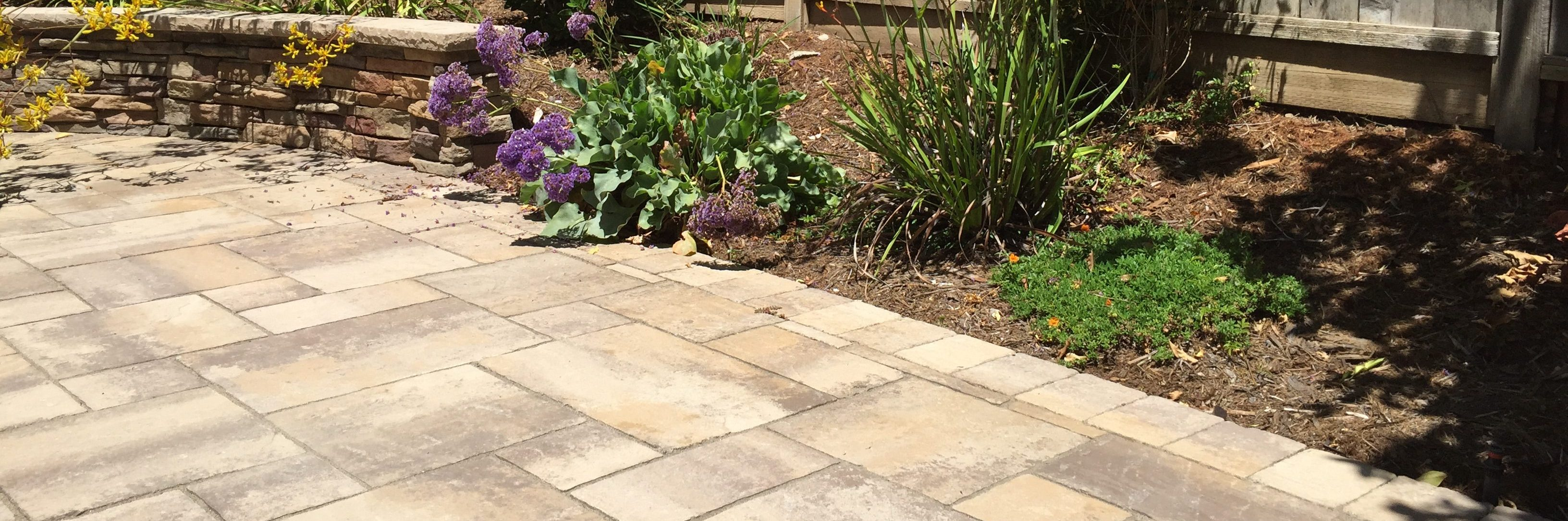 Paver Patio Gallery