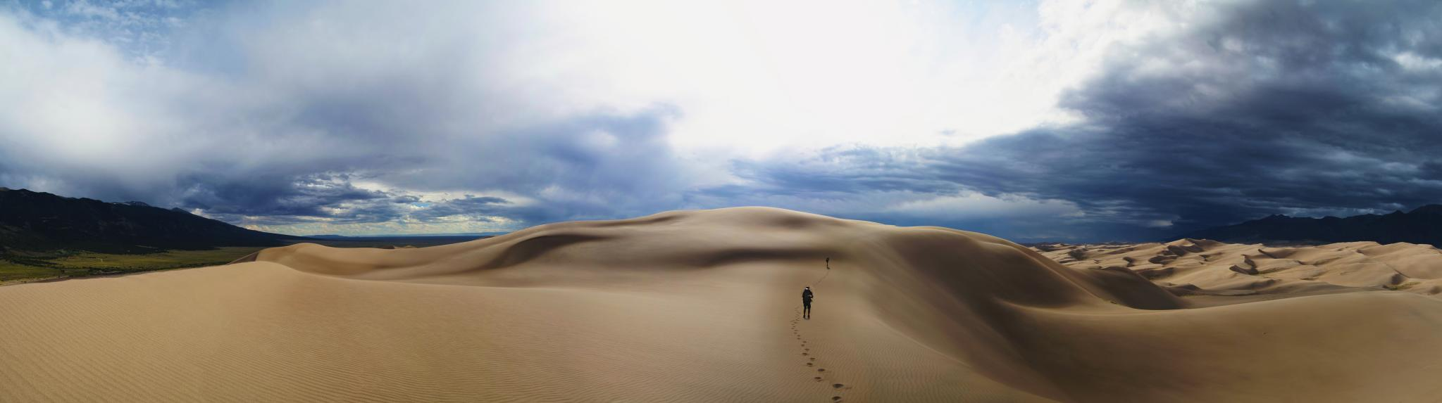 Colorados Great Sand Dunes