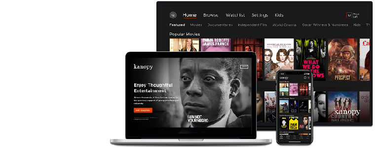 Kanopy Streaming movies